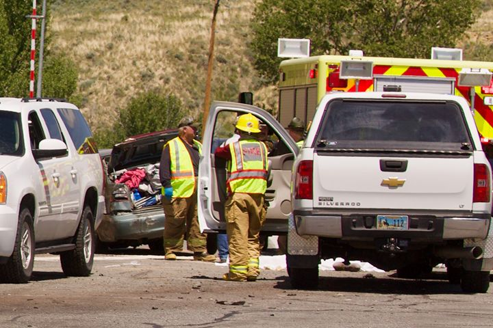 One fatality in wreck near Meeteetse | Local News