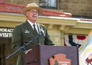 Yellowstone superintendent says administration is forcing him out