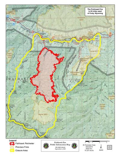 Fishhawk Fire: All evacuation restrictions lifted | Local