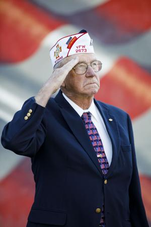 'So many stepped forward' - VFW hosts  remembrance of Sept. 11