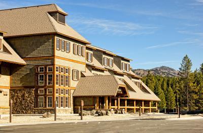 Canyon Lodge exterior