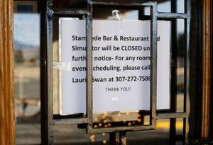 Stampede closed during litigation