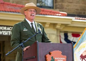 Wenk to retire as Yellowstone Park superintendent in 2019
