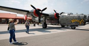 Wings of Freedom gives people a glance of rare planes