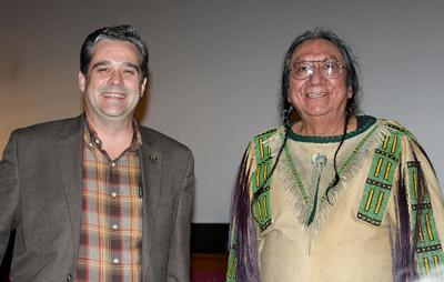 Sitting Bull's grandson shares Lakota culture | People