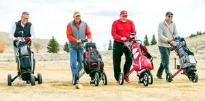 Golfers enjoy free week of golf at Olive Glenn