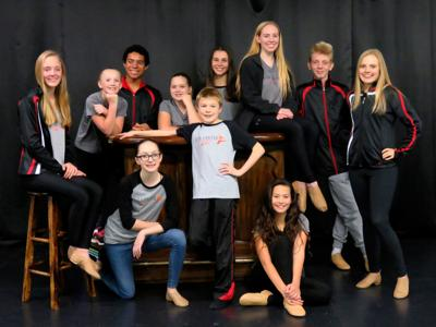 CCPA dancers attend LA event