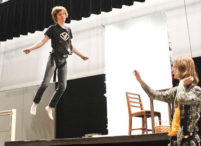 Peter Pan takes flight this weekend at Wynona | People