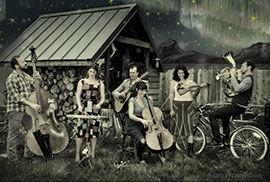 Alaska string band