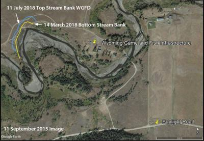 Sunlight Basin Wyoming Map.Commissioners Approve G F Request To Reroute Sunlight Creek Local