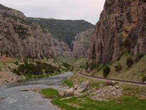 Tuesday closure scheduled in Wind River Canyon