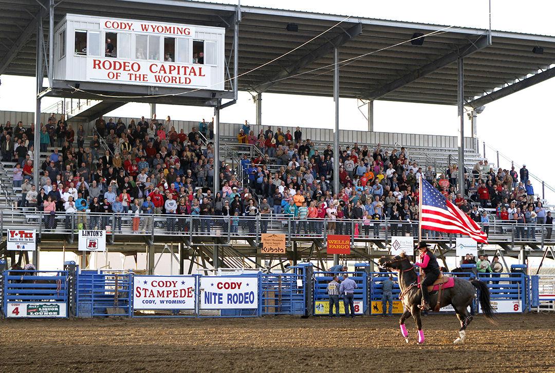 Cody Nite Rodeo Season Begins Local News