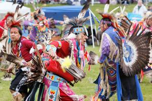 Powwow shows off tribal cultures through dance