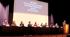Cody School Board hopefuls share views