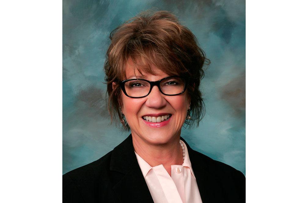 Former superintendent Peg Monteith
