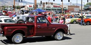 Cody Country Car Show this weekend at Denny Menholt