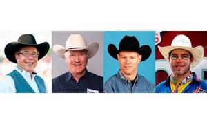Legends of Rodeo to headline parade
