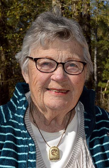 Dorothy 'Dot' Jane Post Sanderson