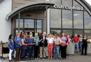 Cody Cupboard open house