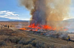 BLM to conduct spring prescribed fire projects