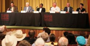 Governor candidates share visions