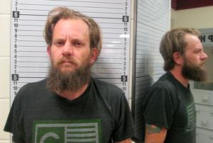 Man denies backpack with more than a pound of marijuana is his