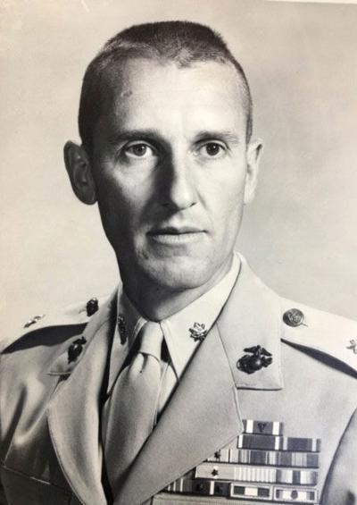 Lt. Col. Raymond J. O'Leary