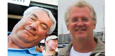 Gerald Bullinger and Brett Hemry
