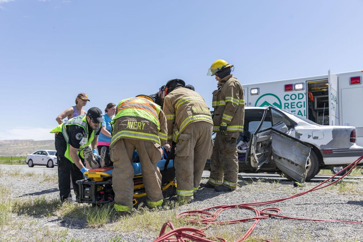 Crash on Powell Highway sends one to hospital | Local News