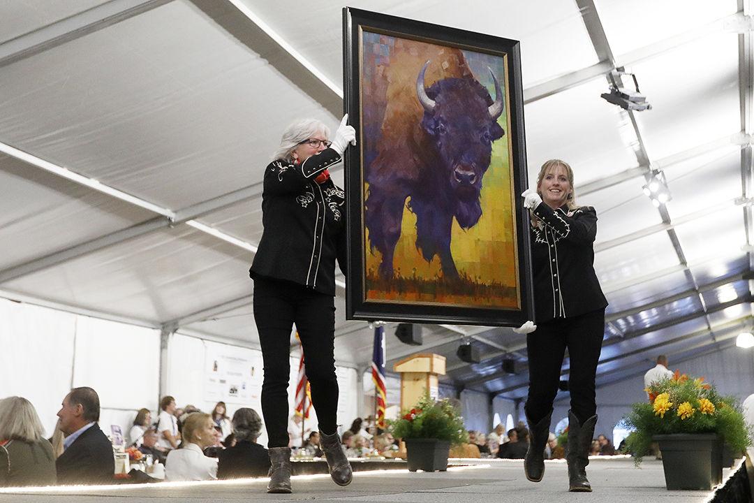 Buffalo Bill Art Show and Sale