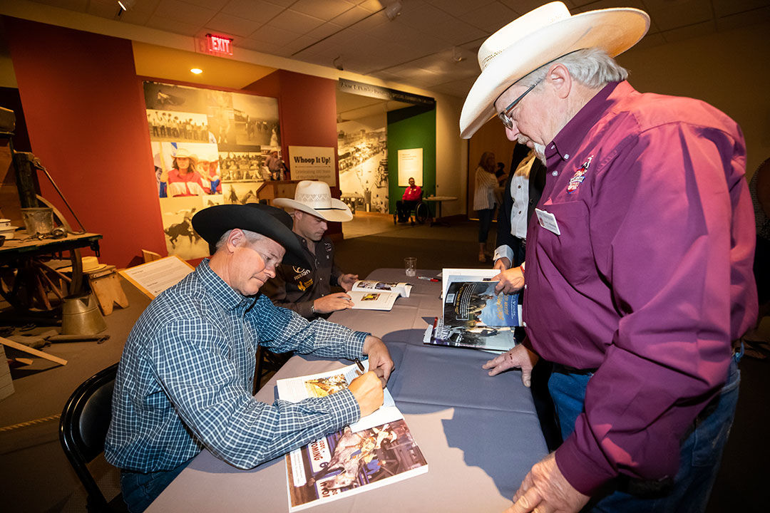 Revealing 100 Years Of Rodeo New Book Displays History
