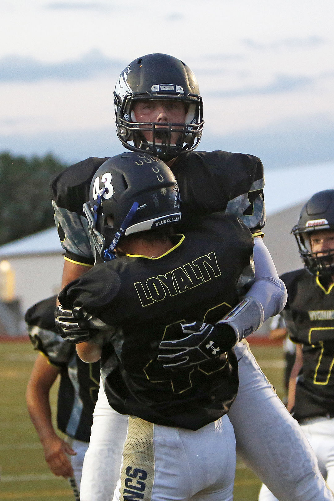 Cody football