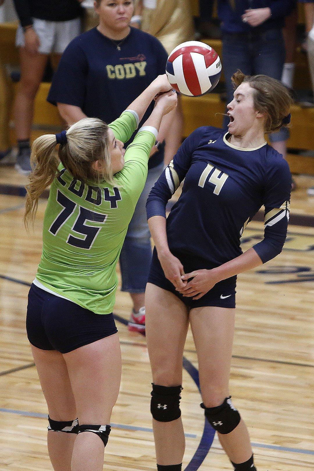 Cody volleyball
