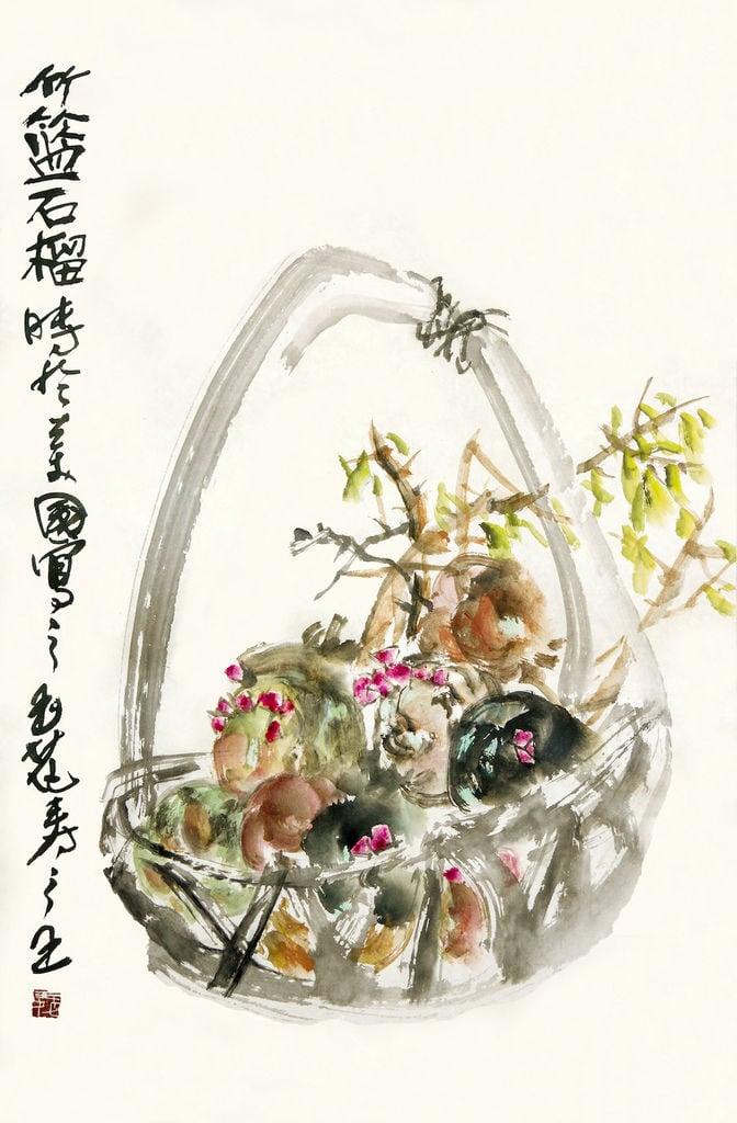 Dr. Yuhua Wang painting.jpg