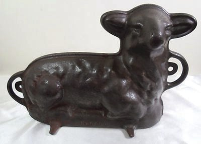 pbp#839 lamb cake mold.jpg