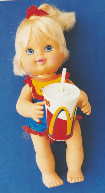 McDonaldland dolls put the 'Happy' in 'Happy Meals'