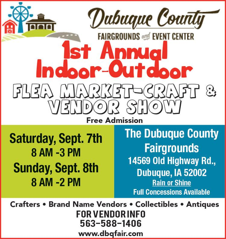 1st Annual Indoor-Outdoor Flea Market-Craft and Vendor Show