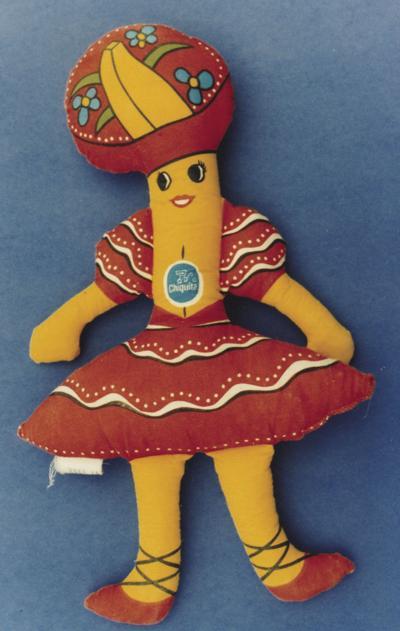 'Miss Chiquita Banana'