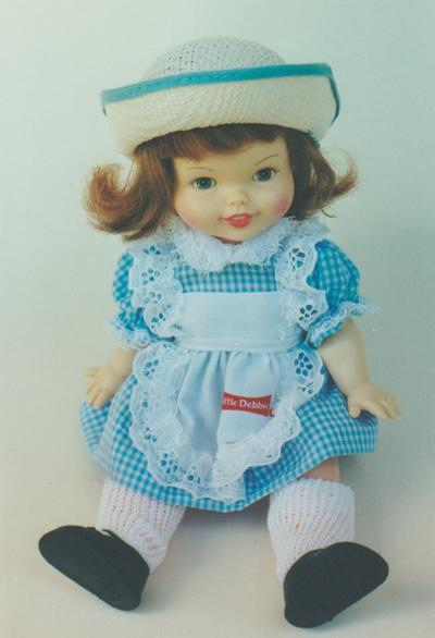 Happy birthday 'Little Debbie'