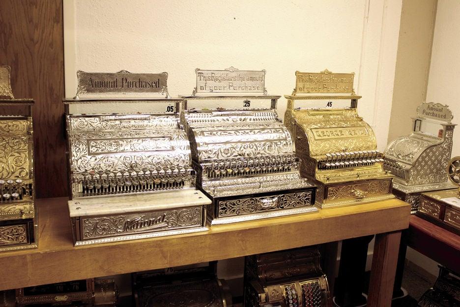 Ringing Up Memories On Vintage Cash Registers News
