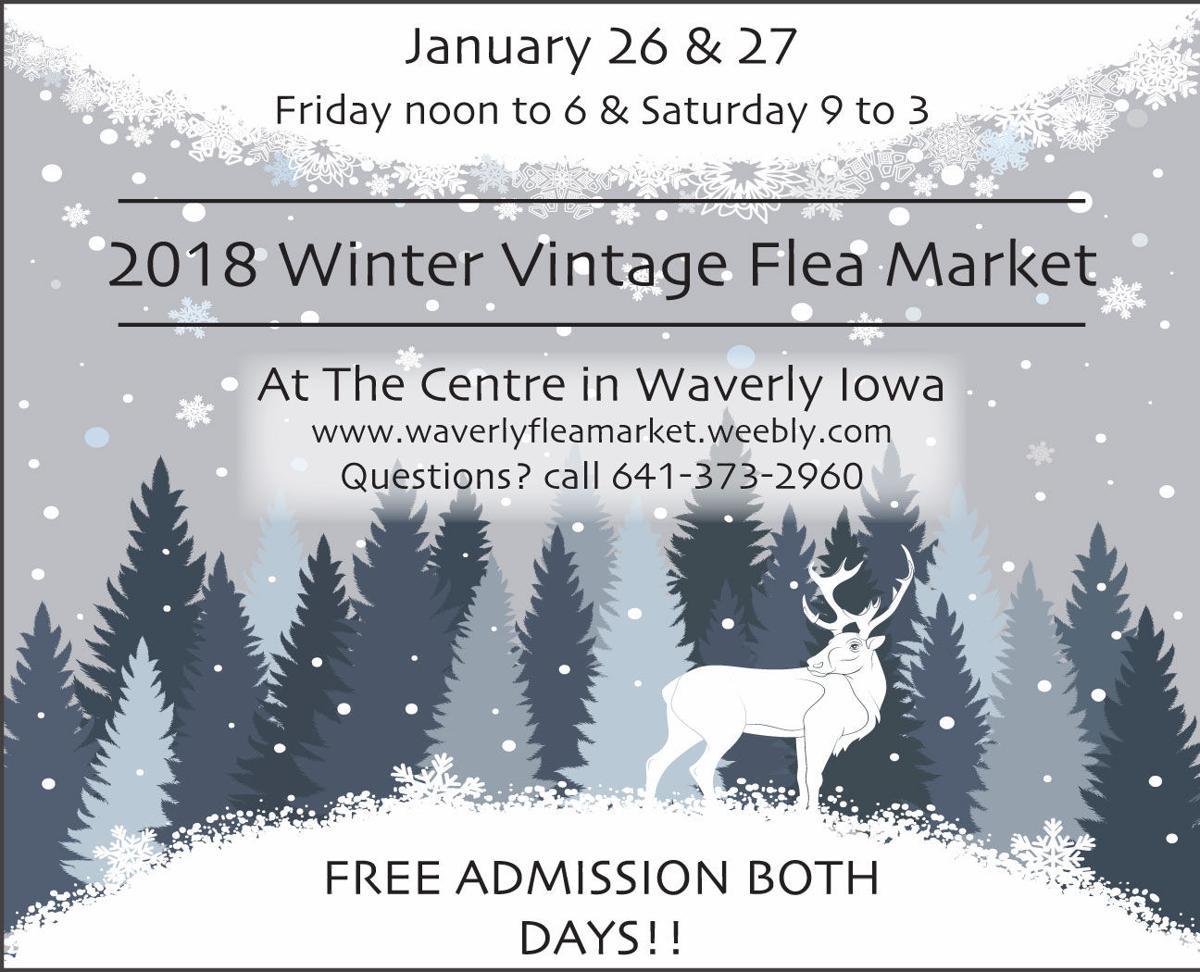 2018 Winter Vintage Flea Market   Auctions, Markets & Shows ...