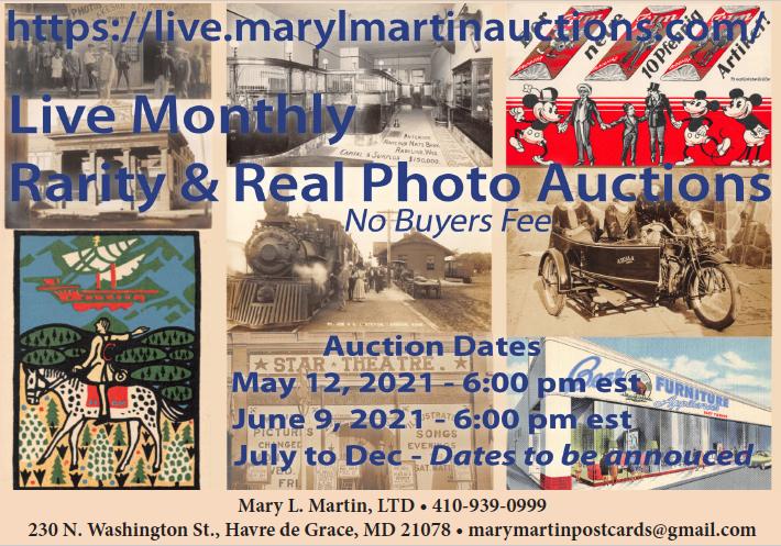 Mary L Martin, LTD