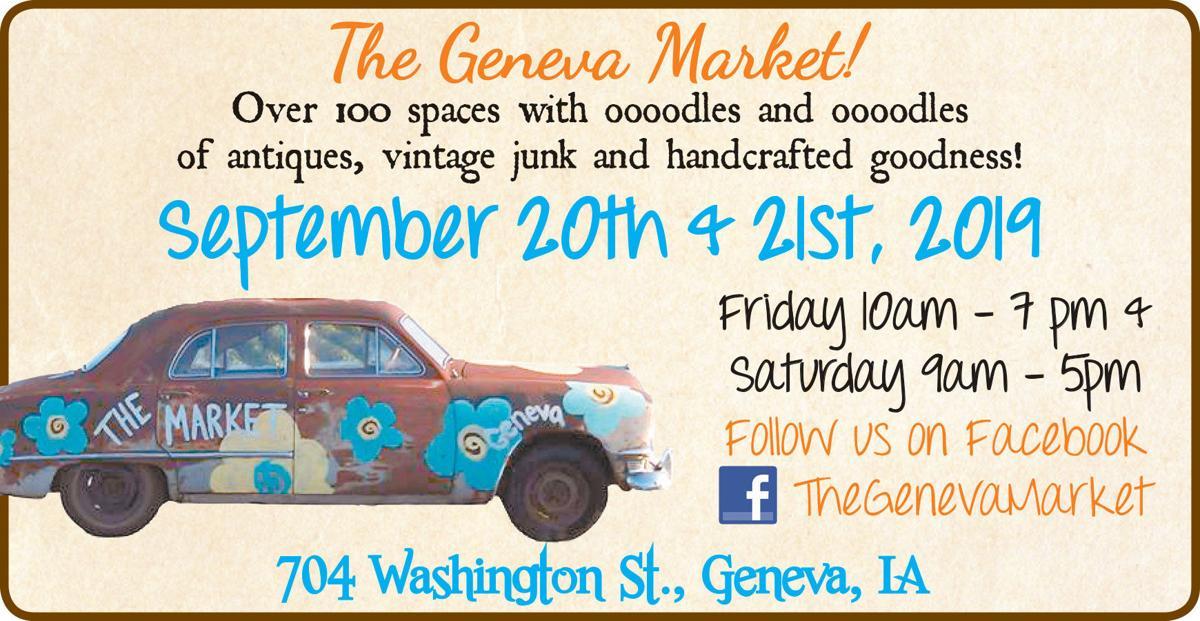 The Geneva Market.