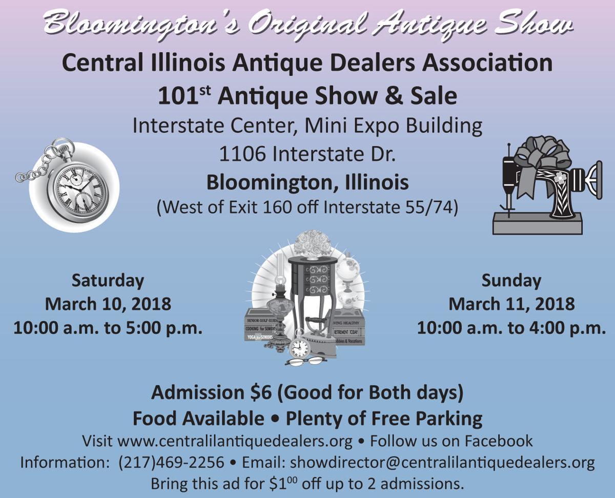 Bloomington\'s Original Antique Show | Auctions, Markets & Shows ...