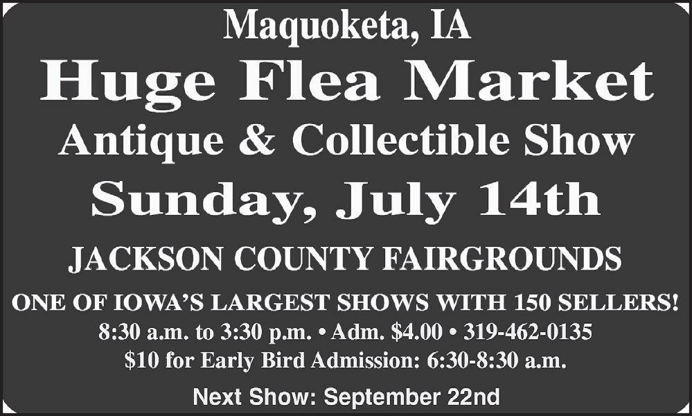 Huge Flea Market Antique and Collectible Show