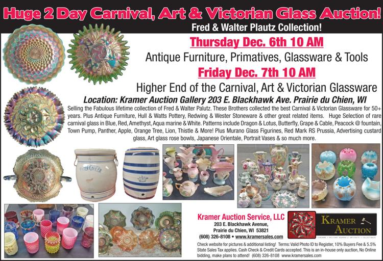 antique furniture primitives glassware tools carnival art