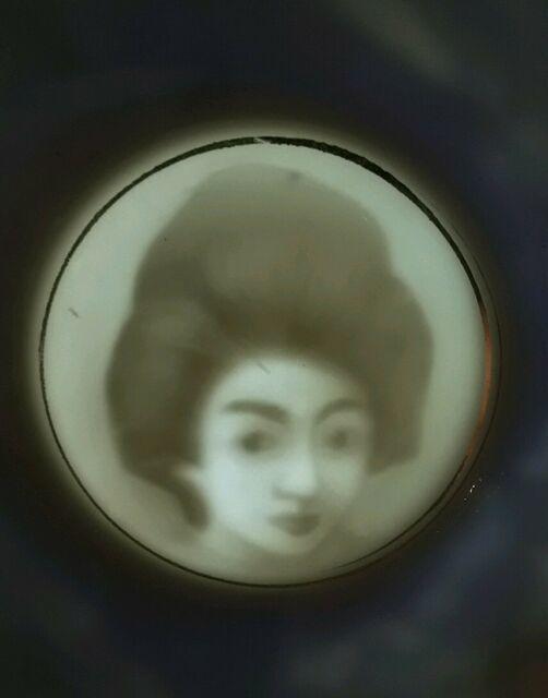 pbp#572 lithophane Geisha tea set.jpg