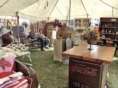 Northeast Missouri Welcomes The Second Annual Midwest Antique Fest Flea Market