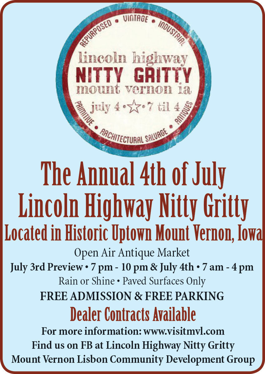 Lincoln Highway Nitty Gritty