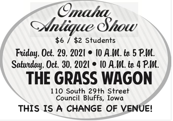 Omaha Antique show
